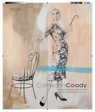 Art Collector Cathyann Coady - RHS (3)