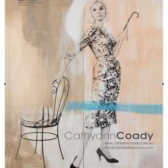Art Collector Cathyann Coady - RHS (3)