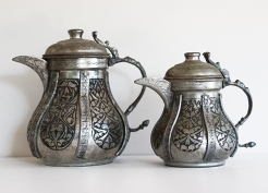 TURKISH TEAPOTS