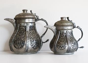 TURKISH TEAPOTS