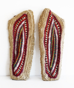 HAND WOVEN SHOES (NEPAL)