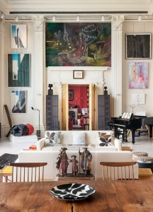 Elite-NY-Loft-Featuring-20-Million-Art-Collection-216x300
